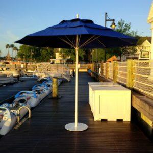 8 Ft Commercial Outdoor Umbrellas