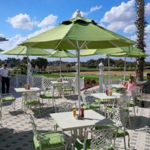 Commercial Outdoor Patio Umbrellas