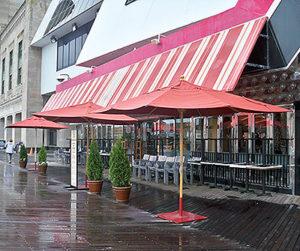 Square Patio Umbrellas